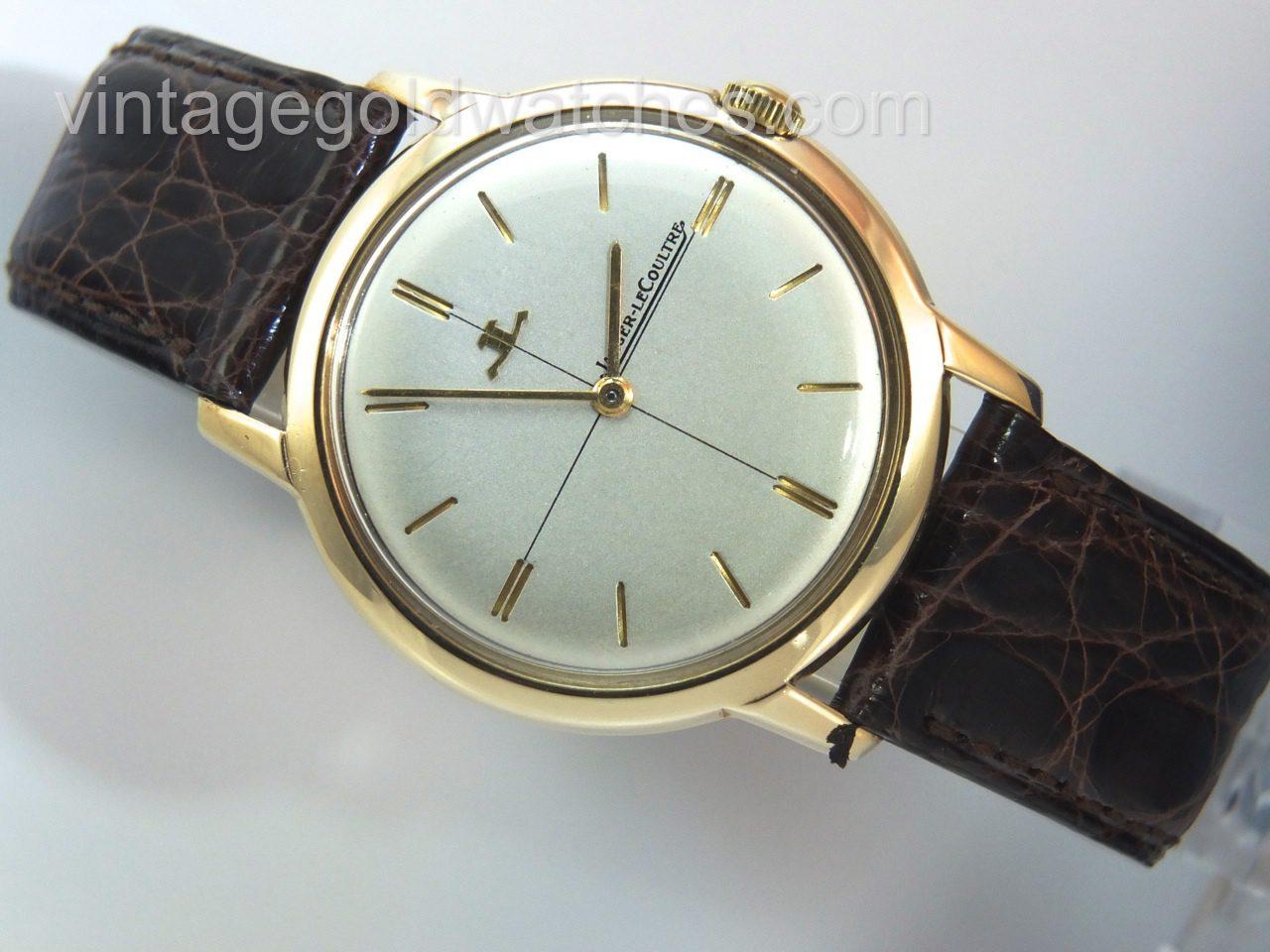 cd989efa0ac1 ... LeCoultre 9K gold 1973 34mm. « Back