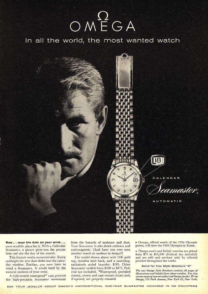 1959 Omega Ad